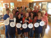 Epsicopal Church Clinton  Pantry